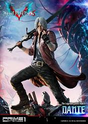 Devil May Cry 5: Dante Statue