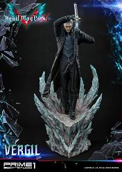Devil May Cry 5: Vergil Statue