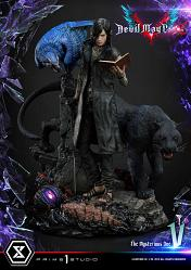 Devil May Cry 5: V Statue