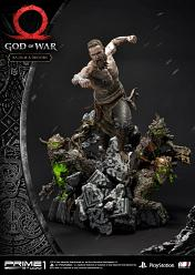 God of War 2018: Baldur and Broods 24.5 inch Statue