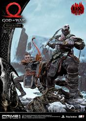 God of War: Deluxe Kratos and Atreus Ivaldi's Deadly Mist Armor