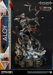 Horizon Zero Dawn: Exclusive Aloy Shield Weaver Armor Set 1:4 Sc