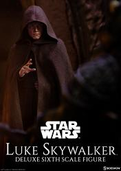 tar Wars: Return of the Jedi - Deluxe Luke Skywalker 1:6 Scale F
