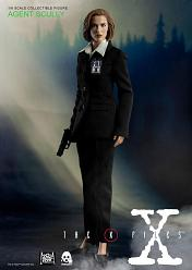 Akte X Actionfigur 1/6 Agent Scully 28 cm