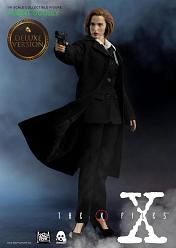 Akte X Actionfigur 1/6 Agent Scully Deluxe Version 28 cm