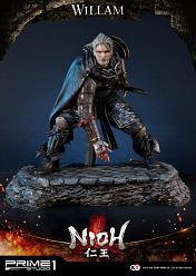 Nioh Statue 1/4 William 44 cm Statuen Nioh