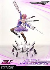 Tekken 7: Exclusive Alisa Bosconovitch Statue