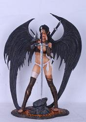 Fantasy Figure Gallery Resin Statue 1/4 Dark Elf (Luis Royo)