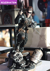 XM Studios Winter Soldier 1/4 Premium Collectibles Statue Reserv