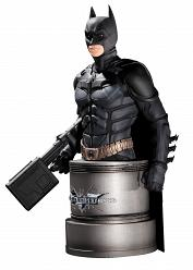 Dark Knight Rises Batman With EMP Rifle Bust