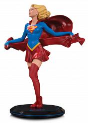 DC Cover Girls: Supergirl Statue - by Joelle Jones