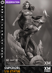 XM Studios Supergirl 1/6 Premium Collectibles Statue