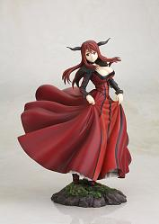 Archenemy and Hero Ani Statue 1/8 Maou Ruby Eyes 24 cm