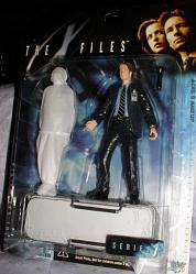 X-Files Fox Mulder mit Bare