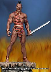 Conan the Barbarian Statue Zula 36 cm