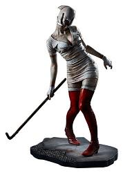 Silent Hill 2 Statue 1/6 Bubble Head Nurse SDCC Exclusive 28 cm
