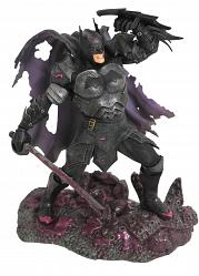 DC Comics Gallery: Metal Batman Comic PVC Statue