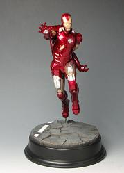 1/9 Avengers: Iron Man Mk.VII Action Hero Vignette (Pre-Painted