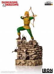 Dungeons and Dragons: Hank the Ranger 1:10 Scale Statue