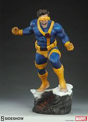 Marvel: X-Men - Cyclops Premium Statue
