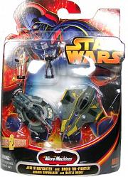 E3 Micro Machines Jedi SF & Droid TRI-Fighter