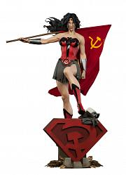 DC Comics Premium Format Figur Wonder Woman Red Son 56 cm