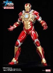 1/9 Iron Man 3 Iron Man Mk.17 Heartbreaker (Pre-Painted)