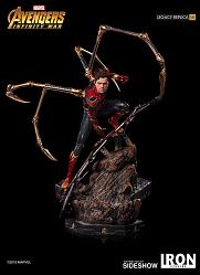 Marvel Avengers Infinity War: Iron Spider-Man 1:4 Statue