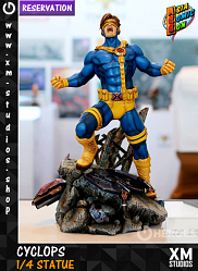 XM Studios Cyclops - Two Torso 1/4 Premium Collectibles Statue