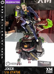 XM Studios Joker 1/6 Premium Collectibles Statue