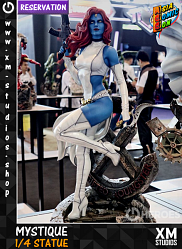 XM Studios Mystique 1/4 Premium Collectibles Statue Reservation