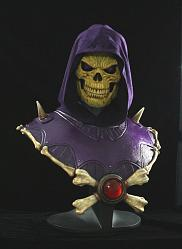 Masters of the Universe: Skeletor 1:1 Life Size Bust