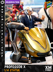 XM Studios Professor X - Hover Chair 1/4 Premium Collectibles St