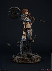 Red Sonja - Queen of Scavengers Premium Format Statue