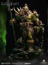 Warcraft Movie: Kilrogg Deadeye Statu