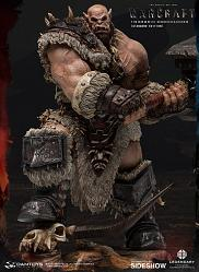 Warcraft Movie: Orgrim 1:9 Scale Statue