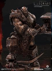 Warcraft Movie: Imitation Bronze Orgrim 1:9 Scale Statue