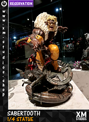 XM Studios Sabretooth 1/4 Premium Collectibles Statue