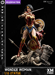 XM Studios Wonder Woman 1/6 Premium Collectibles Statue