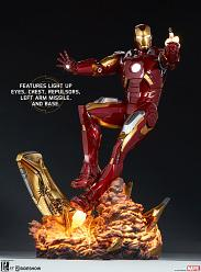 Marvel: The Avengers - Iron Man Mark VII Maquette