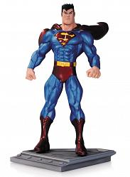 Superman The Man Of Steel Statue Ed McGuiness 19 cm