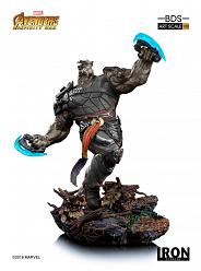 Avengers Infinity War BDS Art Scale Statue 1/10 Cull Obsidian 39