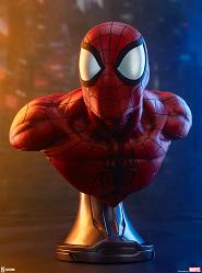 Marvel: Spider-Man Life Sized Bust