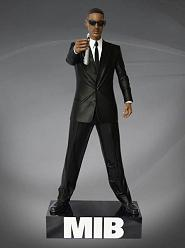 Men in Black Statue 1/4 Agent J 50 cm