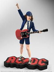 Rock Iconz: AC-DC - Angus Young II Statue