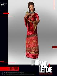 James Bond: Live and Let Die - Red Dress Solitaire 1:6 Scale Fig