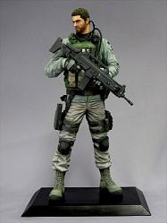 Creator's Model Chris Redfield PVC