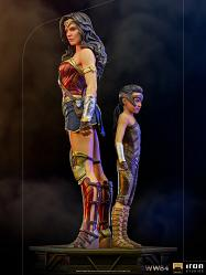 DC Comics: WW84 - Deluxe Wonder Woman and Young Diana 1:10 Scale