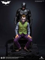DC Comics: The Dark Knight - Extended Base for Batman and Joker