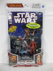 Star Wars Comic Packs Baron Soontir Fel & Ysaane Isard
